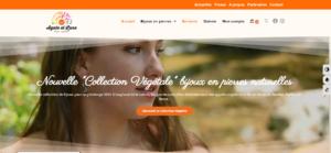 Read more about the article 🌼 Découvrez le nouveau site internet Agate et Lune !🌼